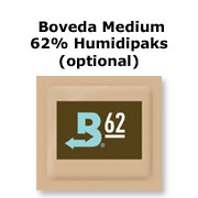 """Boveda 62"" Humidipaks - forumalated for curing and storing cannabis"