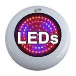 LED grow lights are low heat, low electricity marijuana grow lights