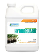 Botanicare HydroGuard is a great treatment and preventative for marijuana root rot
