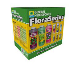 General Hydroponics Flora trio and performance pack - includes everything!