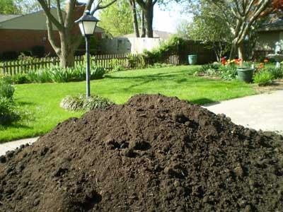 Mixing up organic super soil means you need to amend and compost your soil before growing cannabis