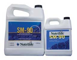 Nutrilife SM-90 kills spider mites