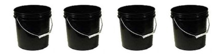 Get 4 x 5gal buckets at Amazon.com